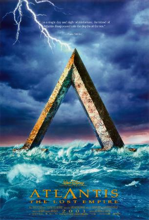 Atlantis- The Lost Empire