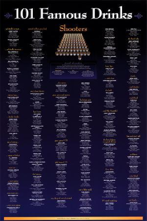 101 Famous Drinks