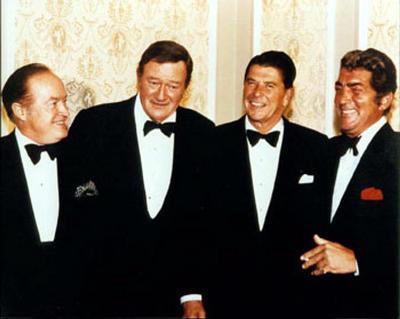 Hope, Wayne,  Reagan & Martin