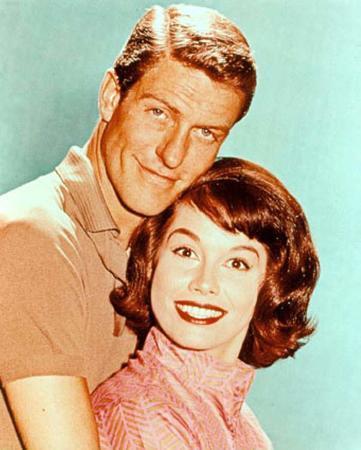 Dick Van Dyke & Mary Tyler Moore