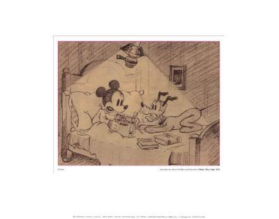 Mickey Plays Papa, 1934