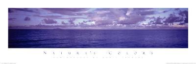 Nature's Colors, Ocean Beneath Sky