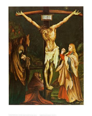 The Small Crucifixion, c.1510