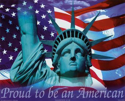 Proud to be an American - Mini