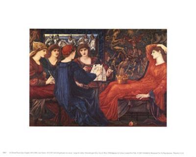 Laus Veneris, 1868