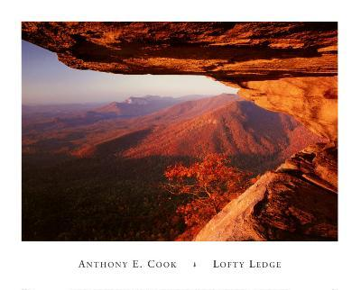 Lofty Ledge Blue Ridge Mountains