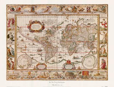 Nova Totius Terrarum Orbus Geographica
