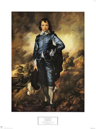 Blue Boy, 1770
