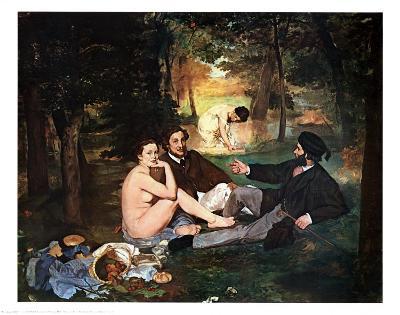 The Picnic, c.1862-1863