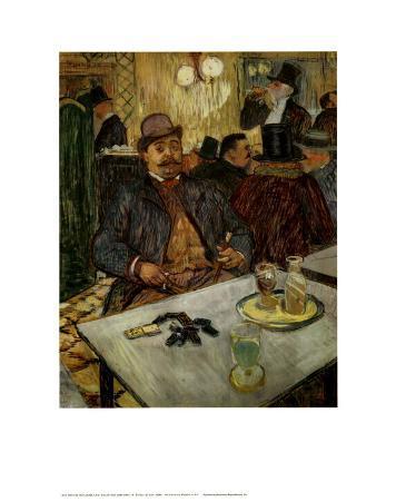 M. Boileau au Cafe