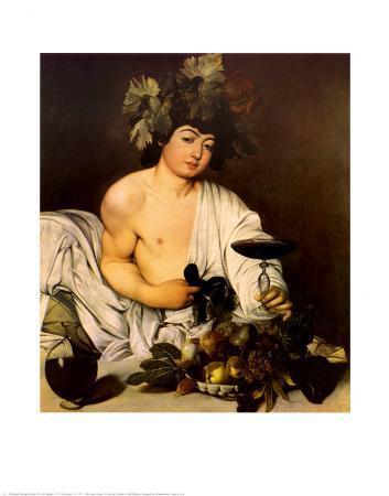 Bacchus, c.1597