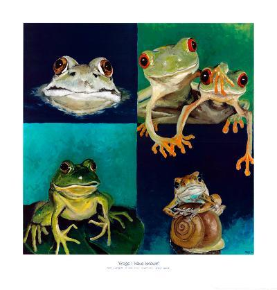 Frogs I Have Known