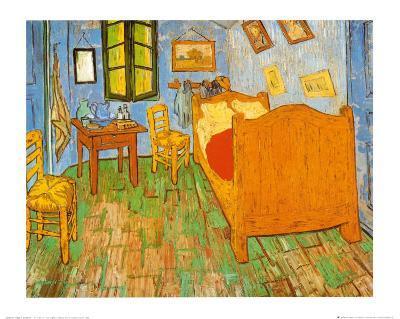 The Bedroom at Arles, c.1887