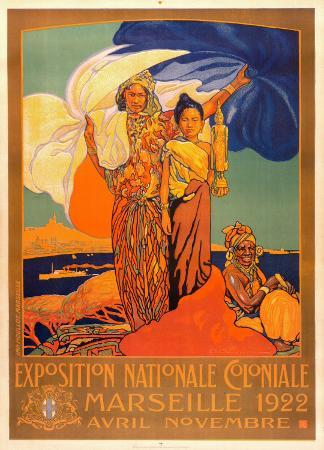 Exposition Nationale Coloniale, 1922