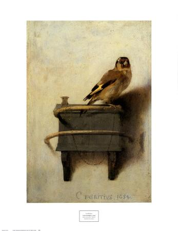 The Goldfinch, c.1654