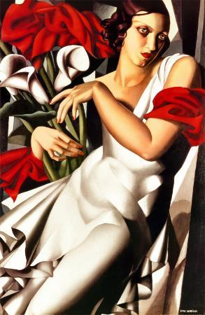 Portrait de Madame P