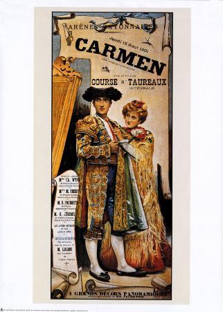 Berlioz, Carmen