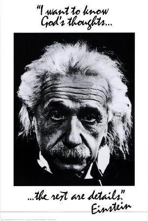 Einstein: God's Thoughts