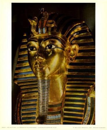 Funeral Mask of Tutank