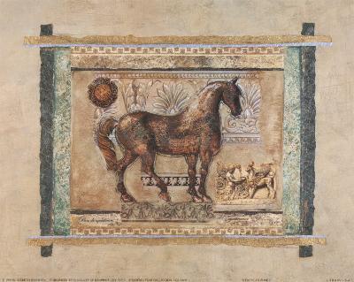 Etruscan Pose I