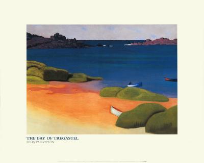 The Bay of Tregastel