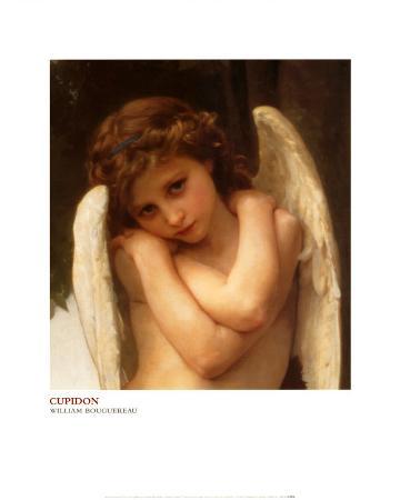 Cupidon, c.1875 (detail)
