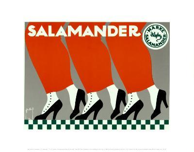 Salamander, 1912