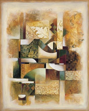 Abstract Collage I