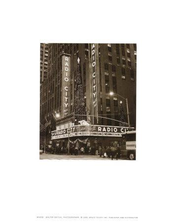 New York, New York, Radio City
