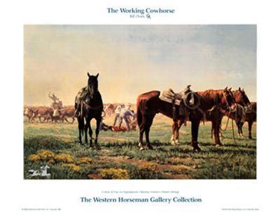 Working Cowhorse