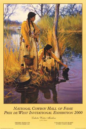 Lakota Water Maidens