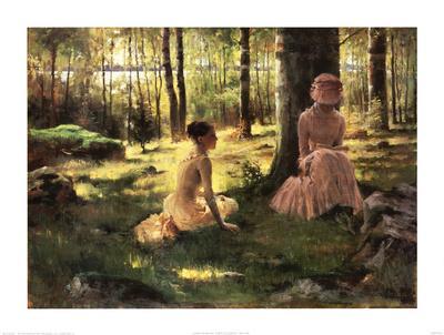 Under the Birches