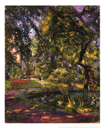 Garten in Godrammstein