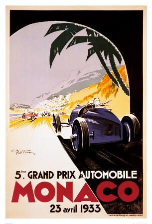 Monaco, 1933