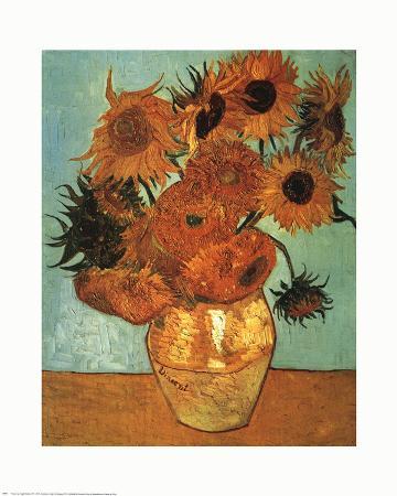 Sunflowers, c.1888