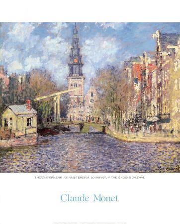 The Zuiderkerk at Amsterdam