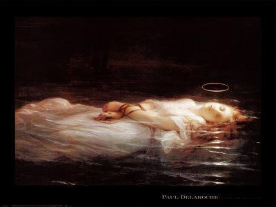 Jeune Martyre, 1855