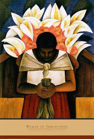 Woman of Tehuantepec