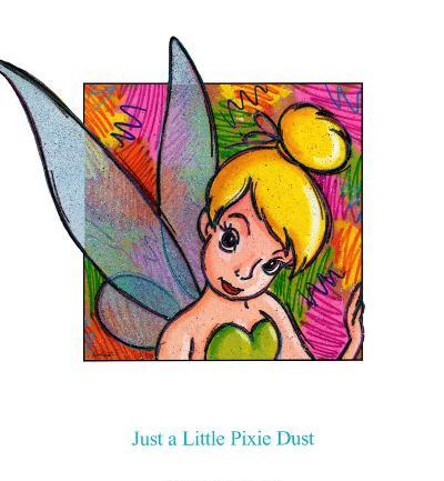 Just a Little Pixie Dust