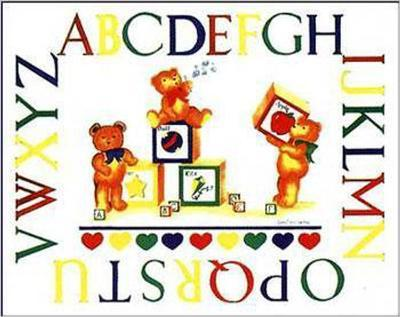 Alphabet Block Bears