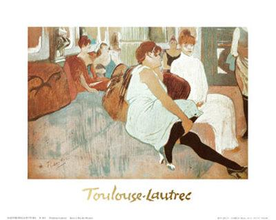 Salon in Rue des Moulins