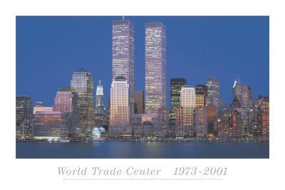 World Trade Center 1973-2001