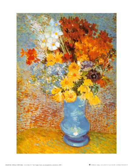 Vase Of Flowers C1887 Prints By Vincent Van Gogh At Allposters