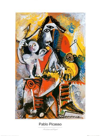 Musketeer and Cupid, c.1969