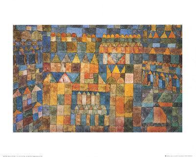 Tempelviertel von Pert, c.1928