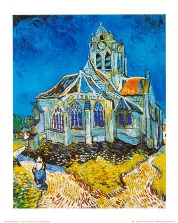 Church at Auvers, c.1894