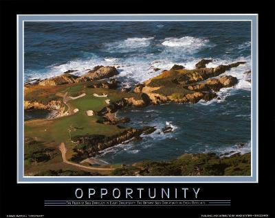 Opportunity-the Pessimist Sees...
