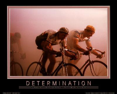Determination-the Rewards for Those...