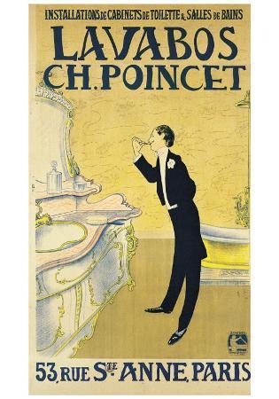 Lavabos Ch. Poincet