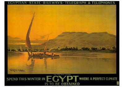 Spend This Winter in Egypt